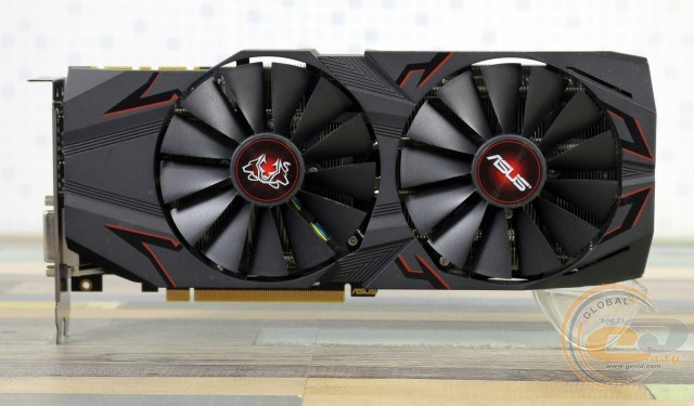 ASUS Cerberus GeForce GTX 1070 Ti Advanced Edition (CERBERUS-GTX1070TI-A8G)