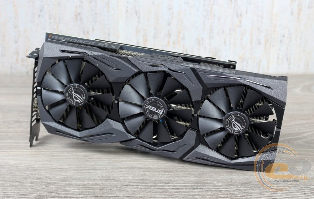 ASUS ROG Strix GeForce RTX 2070 OC edition