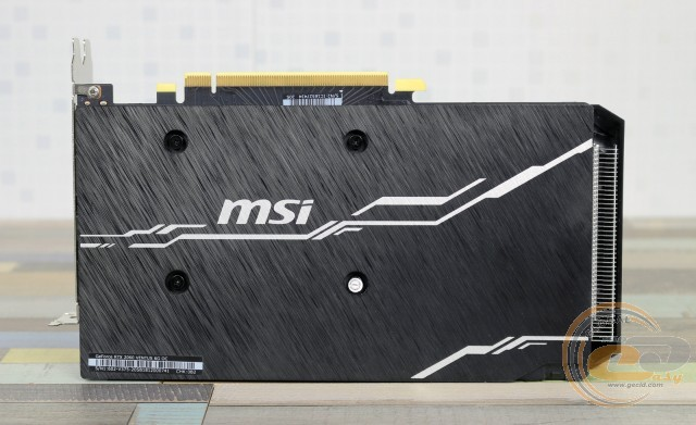 MSI GeForce RTX 2060 VENTUS 6G OC