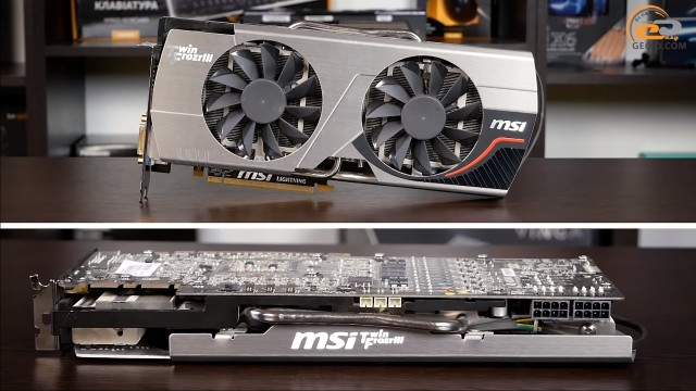 NVIDIA GeForce GTX 580