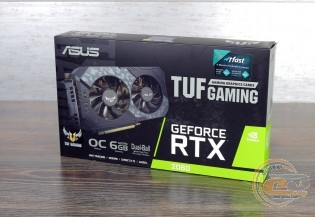 ASUS TUF Gaming GeForce RTX 2060 OC Edition