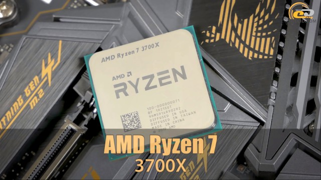 Ryzen 7 3700X GeForce RTX 2080 SUPER