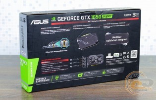 ASUS TUF Gaming GeForce GTX 1650 SUPER OC Edition